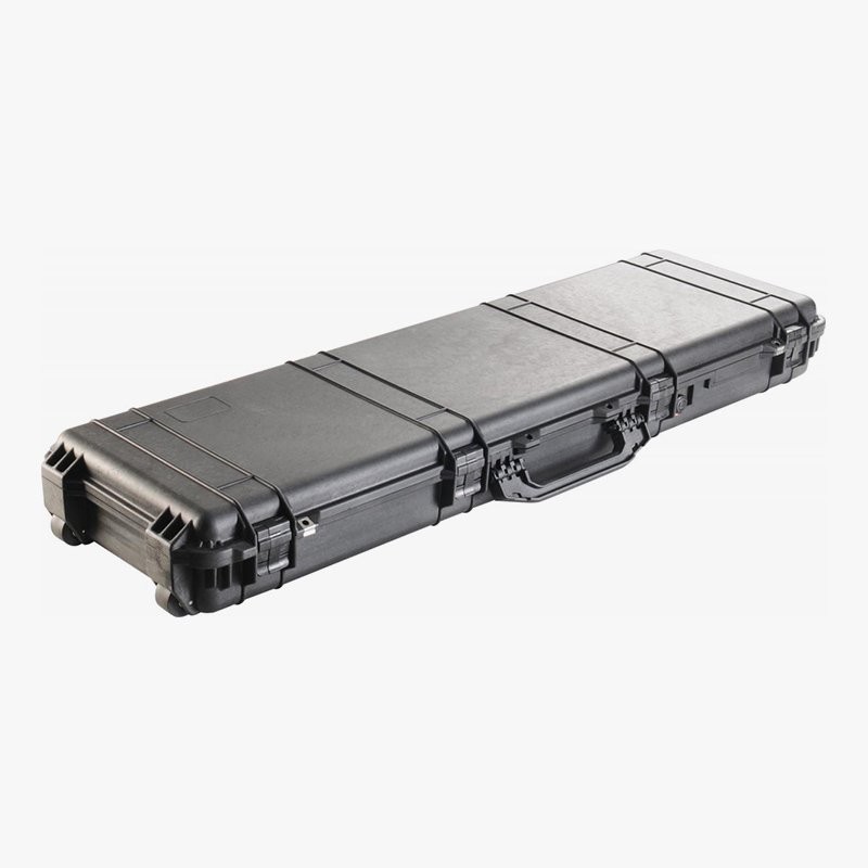 1750 long case case met twee wielen